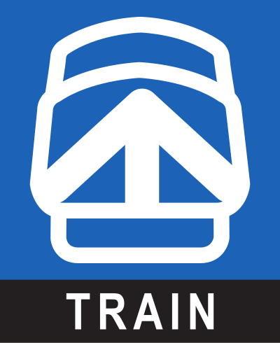 Logo Train de Banlieue AMT