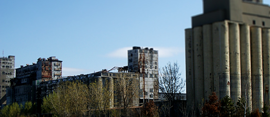 Silo 5 de Montréal