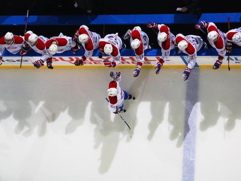 Photo: Canadiens de Montréal