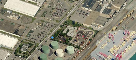 Centre de Formation du Service des Incendies de Montréal.