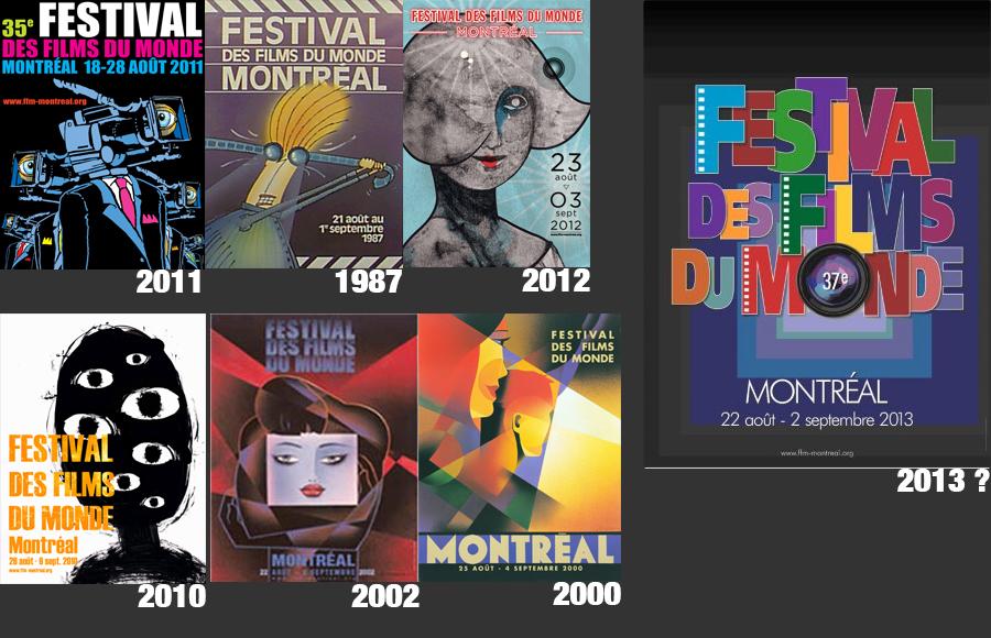 affiches du FFM