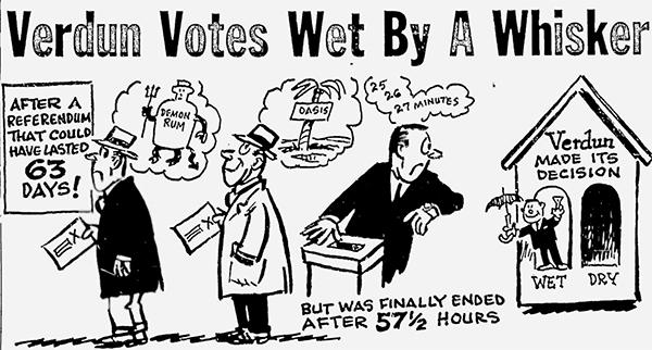 Référendum Verdun Novembre 1965