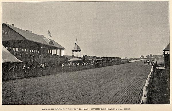 Bel-AIr Jockey Club de Dorval.