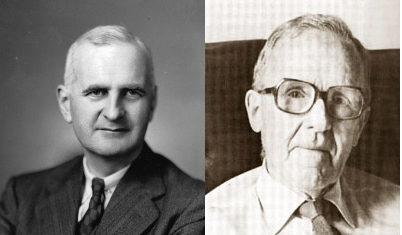 Les docteurs Cameron et Hebb