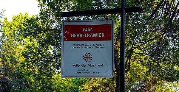 Parc Herb-Trawick