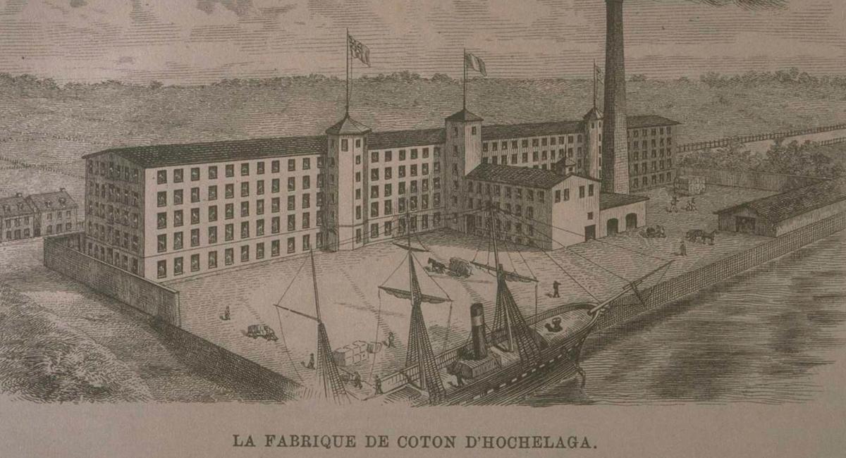 Fabrique de Coton Hochelaga