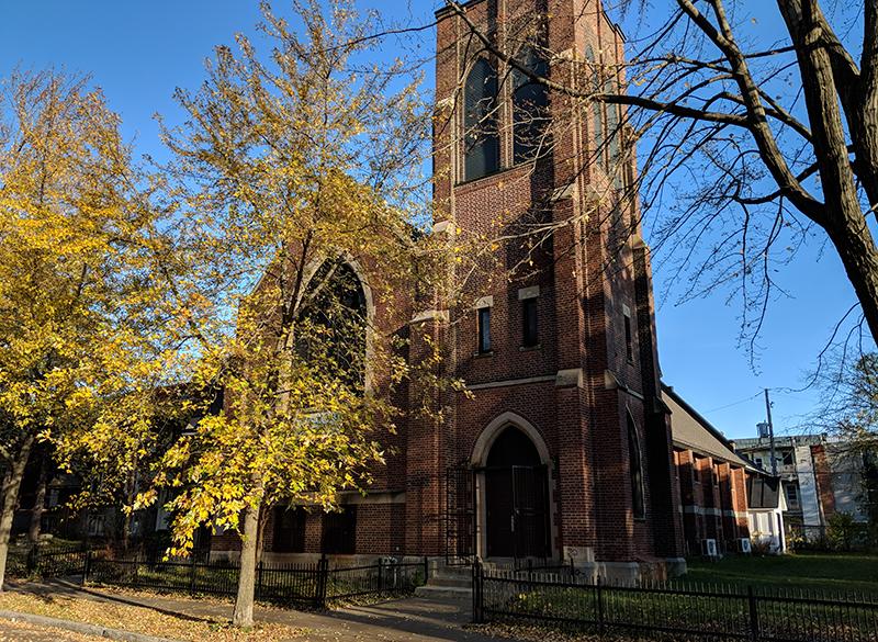 Église De-Dieu-du-Mont-Sanaï