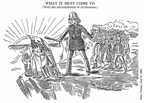Caricature, juin 1885