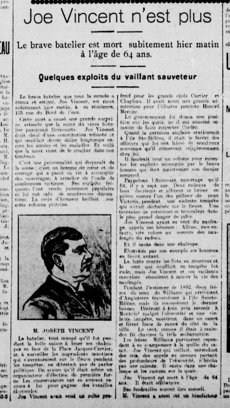 La Patrie du 9 mai 1902