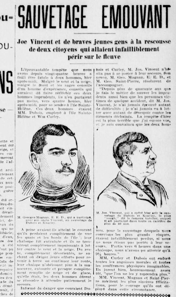 La Presse du 19 avril 1885