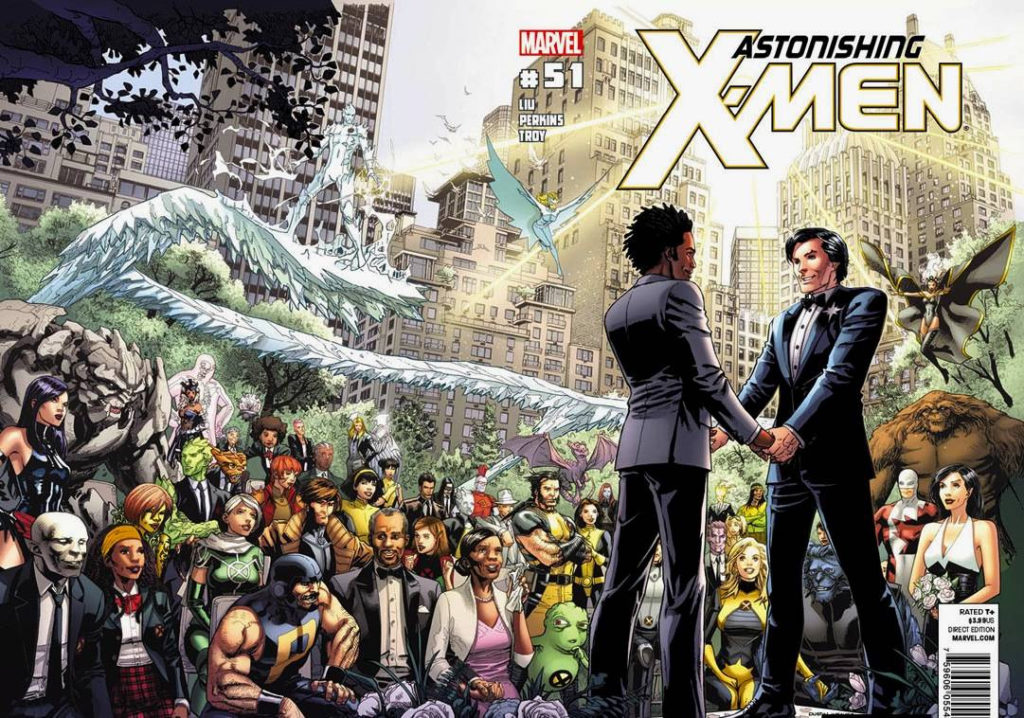 Astonishing X-Men no 51