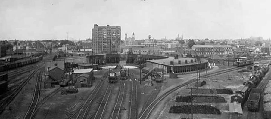 Gare de triage Outremont