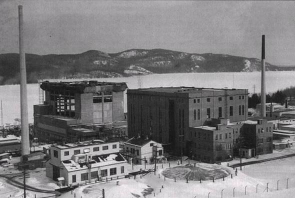 Laboratoire nucléaire de Chalk River