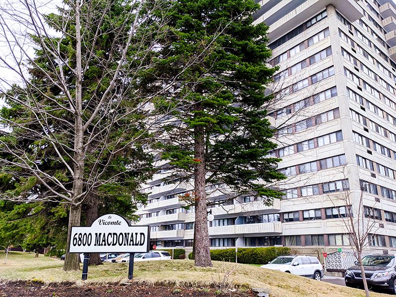 Le 6800 avenue macdonald