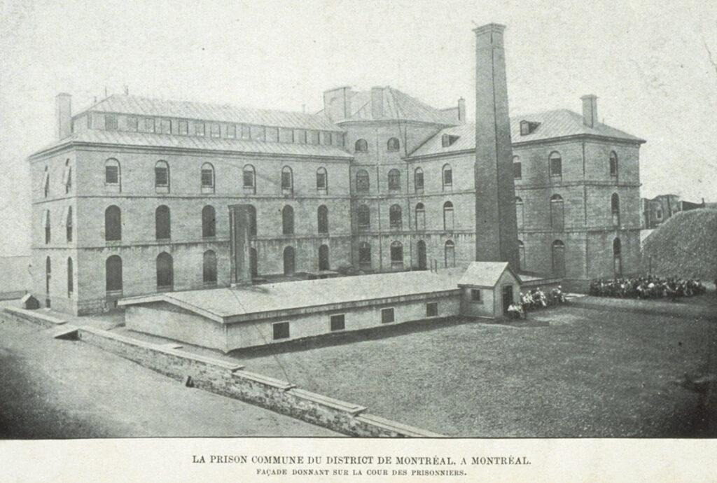 La prison au Pied-du-Courant