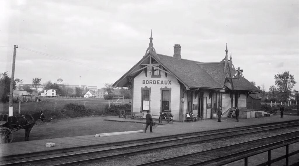 Gare de Bordeaux