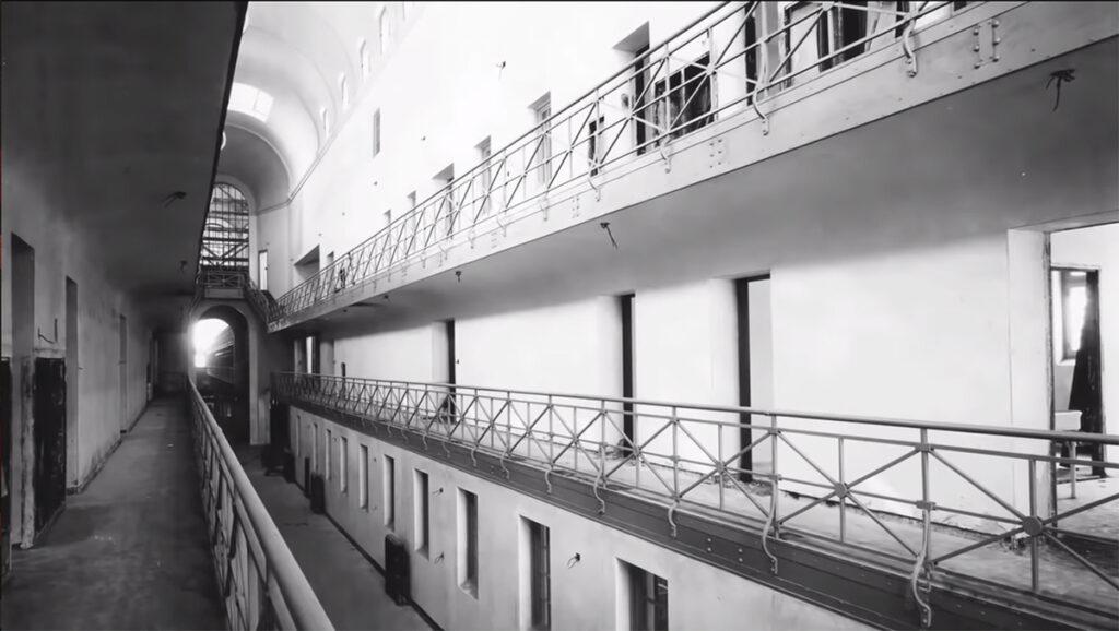 Aile de Cellules, prison de Bordeaux