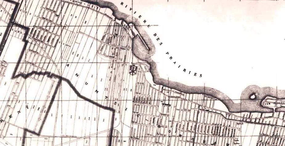 Carte de Sautl-au-Récollet