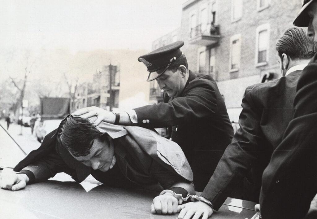 Arrestation de Richard Blass