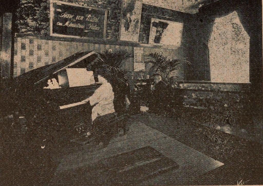 Rose Dufresne-Nicol au Piano