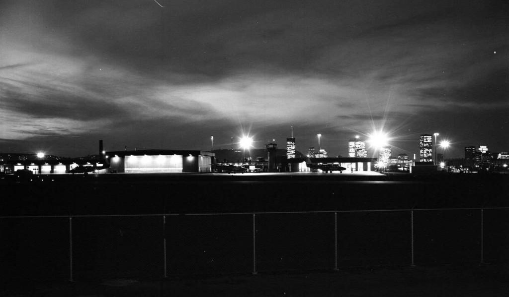 La Silhouette de l'Adacport Victoria