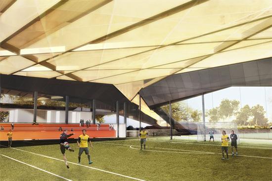 Centre de Soccer de Montréal