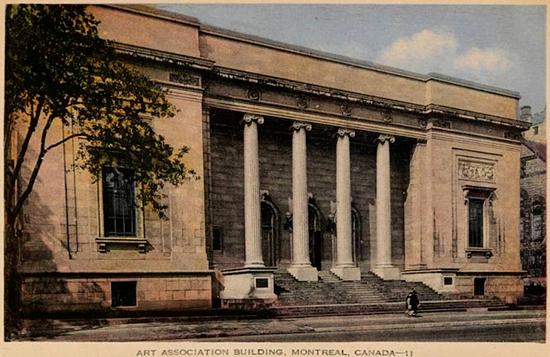 Carte Postale; est. 1932