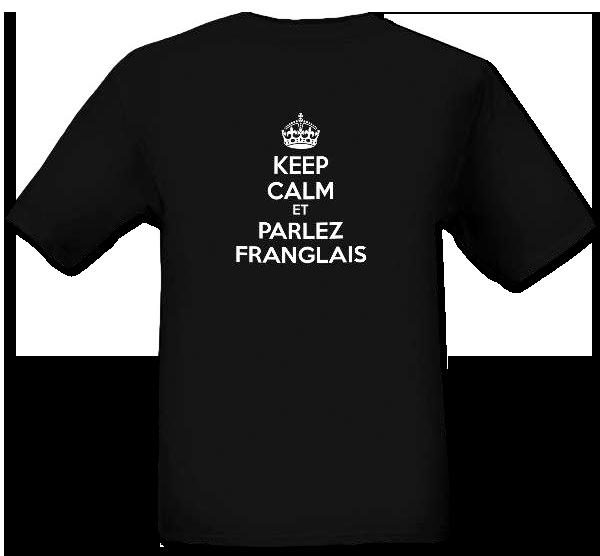 Parlez franglais
