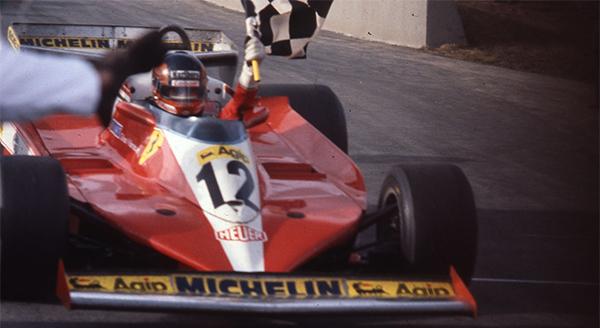 Gilles villeneuve, Grand Prix Formule 1, de Montréal. 1978