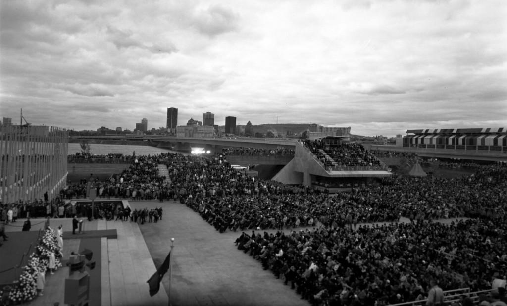 Événement durant l'Expo
