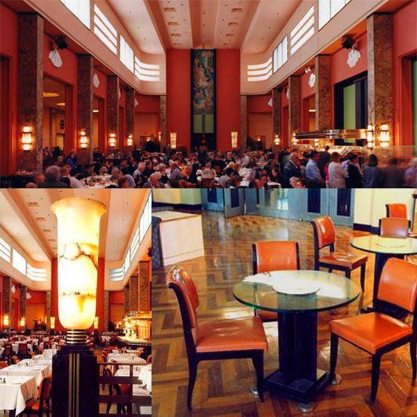 Restaurant Île-de-France Montréal