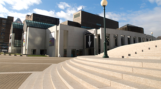 Musée d'Art Contemporain depuis 1992.