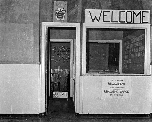 Bureau de relocalisation, vitoria town
