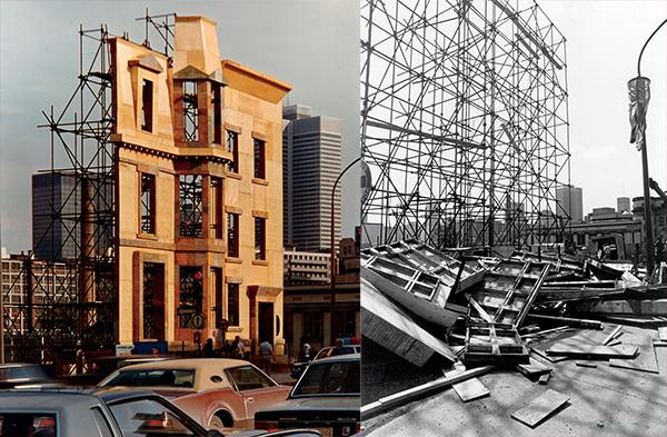 Les Maisons de la Rue Sherbrooke Avant-Après