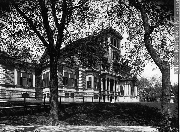 Ravenscrag - Photo Musée McCord