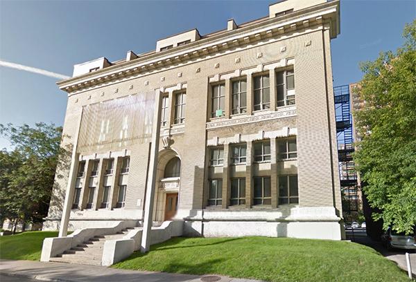 École des Beaux-arts, Rue Saint-Urbain