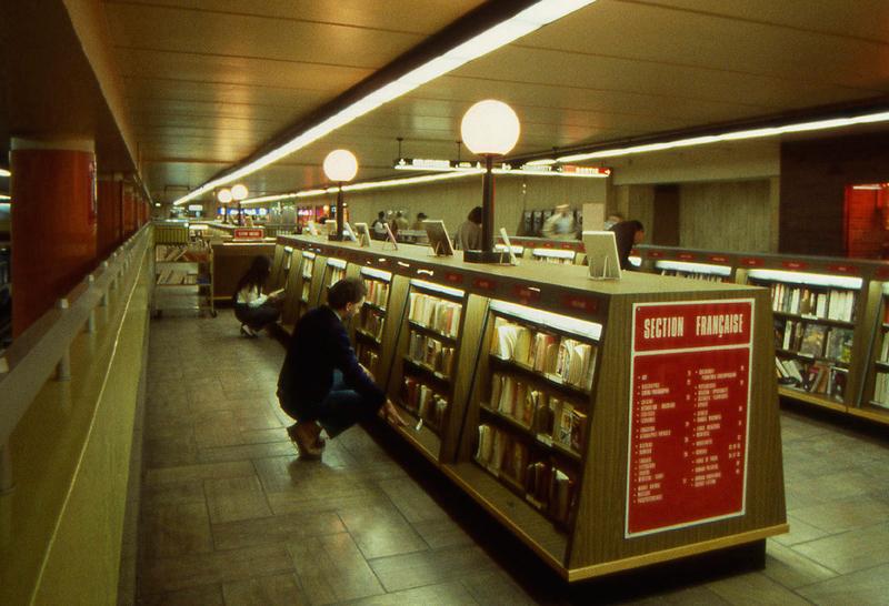 Bibliothèque Station McGill