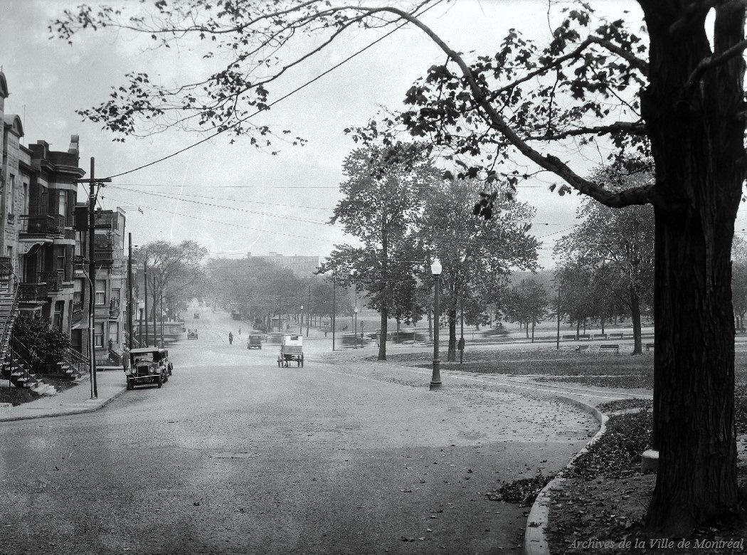 Avenue du Mont-Royal Ouest