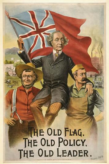 poster électoral