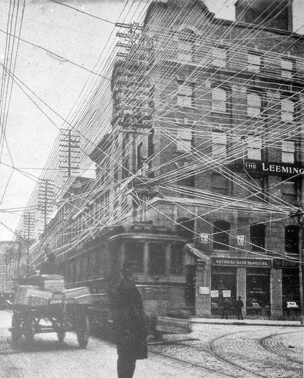 Tramway Électrique Montréal