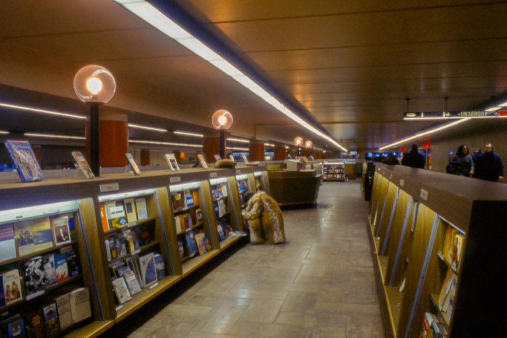 La Collection de la bibliothèque