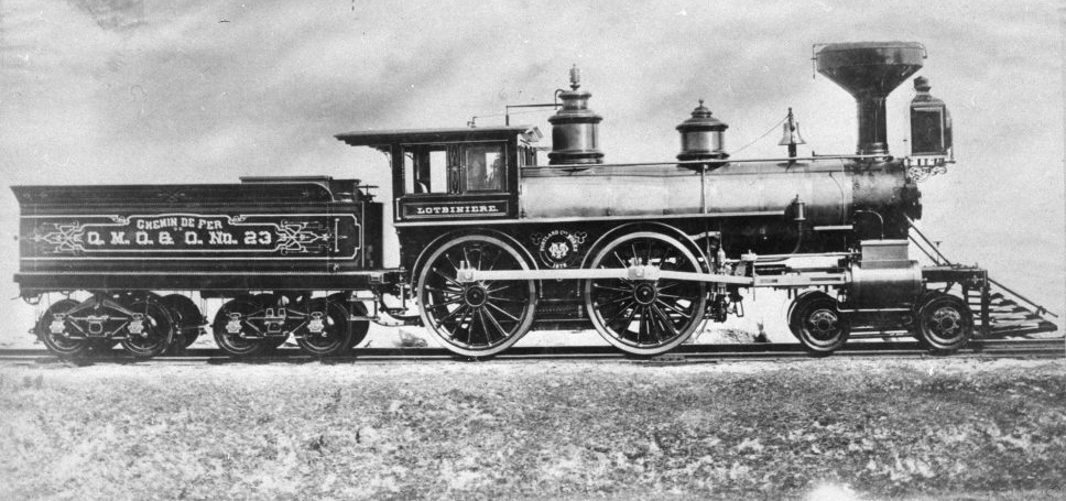 locomotive 1878