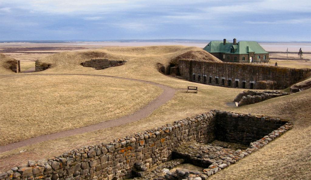 Forteresse de Beauséjour / Fort Cumberland