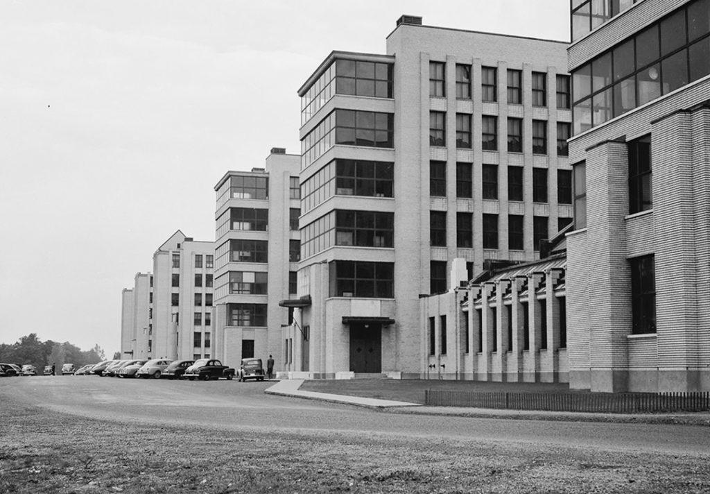 L'Université de Montréal