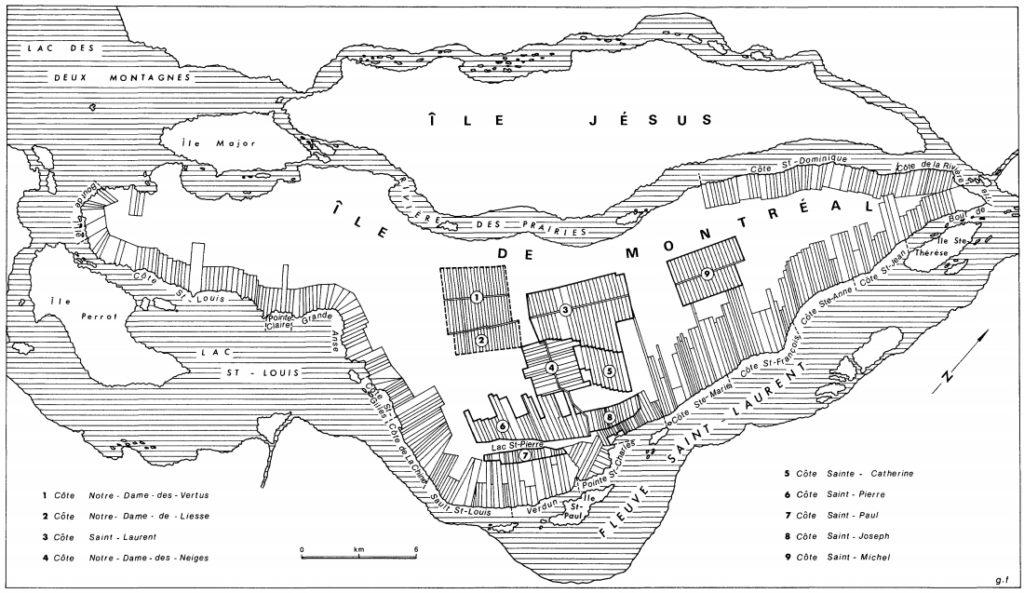 Carte 1702, corrigée