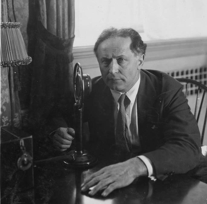 Harry Houdini le 14 octobre 1926.