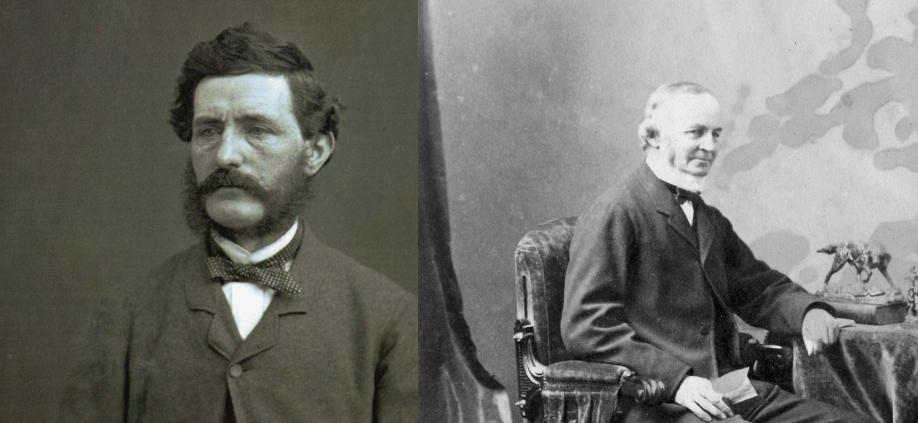 Edwin Atwater et Thomas Keefer