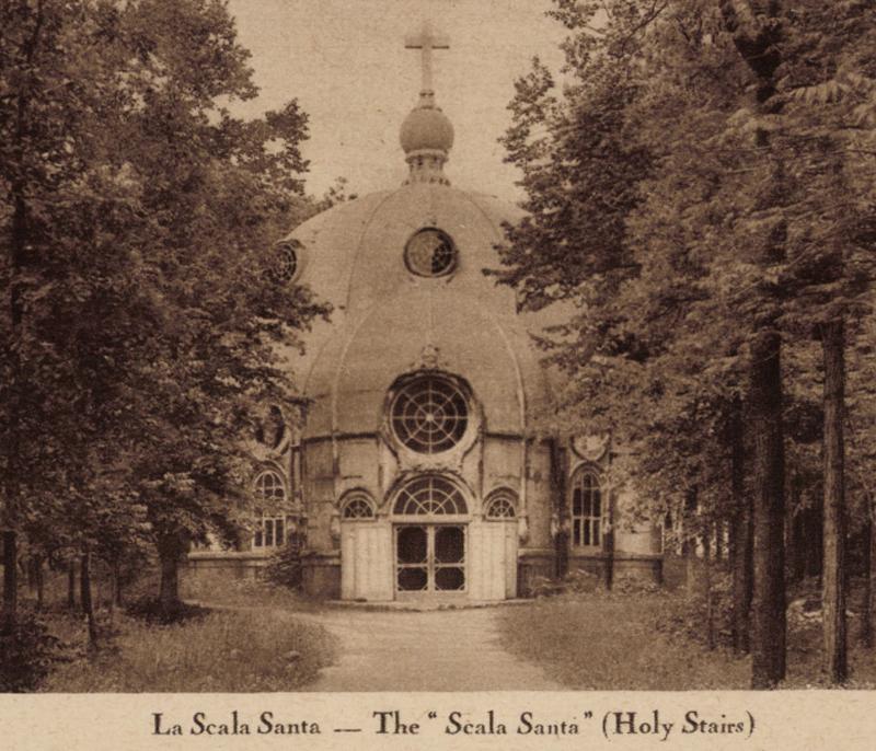 Chapelle Scala-Santa