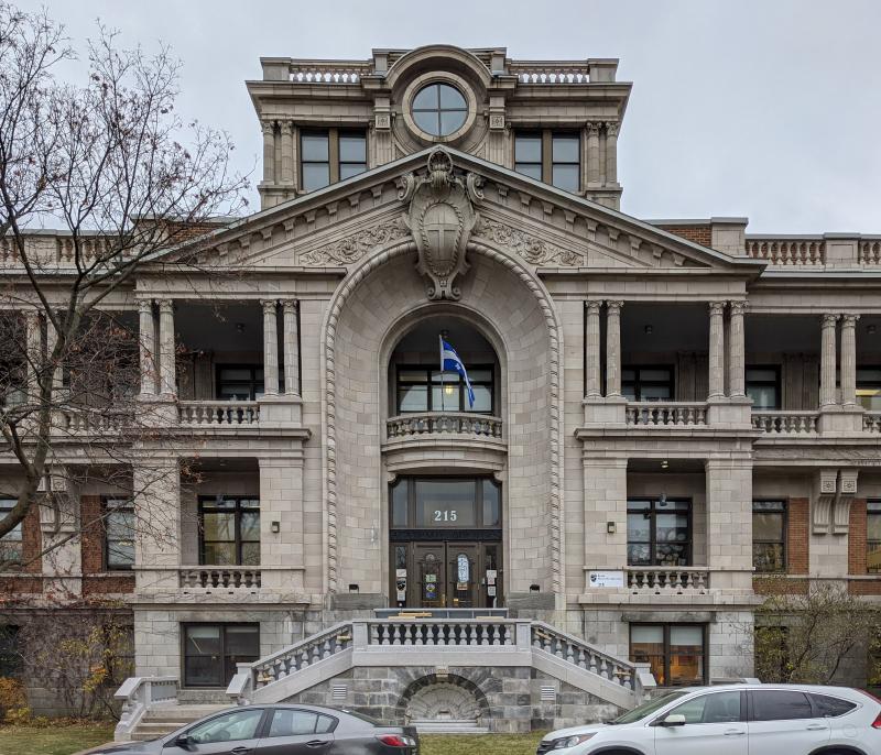 L'Académie Nouvelle-Querbes