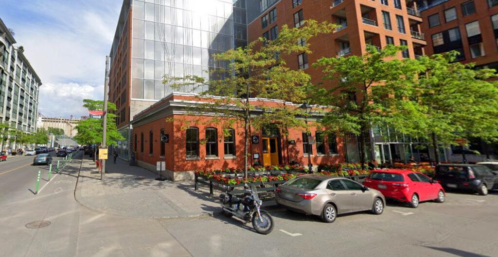 La Gare Via Google Streetview